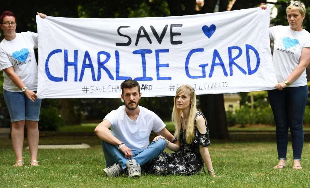 charlie gard campanie etica medicina emotie parinti connie chris