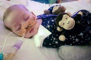 charlie gard spital bebelus campanie etica deficit mitocondrial adn